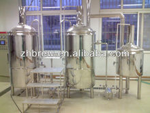 300L stainless steel home brewing equipment