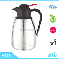 stainless steel arabic coffee pot dallah for sale