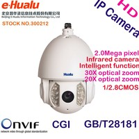 1080P Traffic camera/2.0Mega pixel/2.8CMOS/Infrared/Smart/Speed/30X/20Xoptical zoom dome