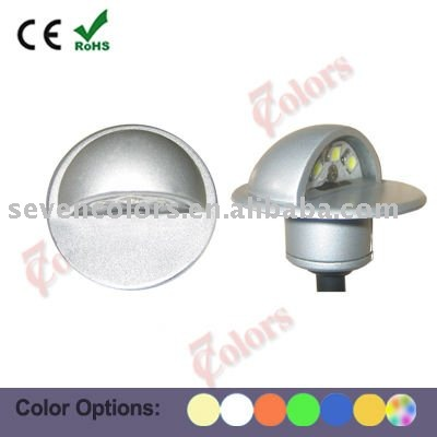 0.4W IP65 Car LED Step Light (SC-B106B)