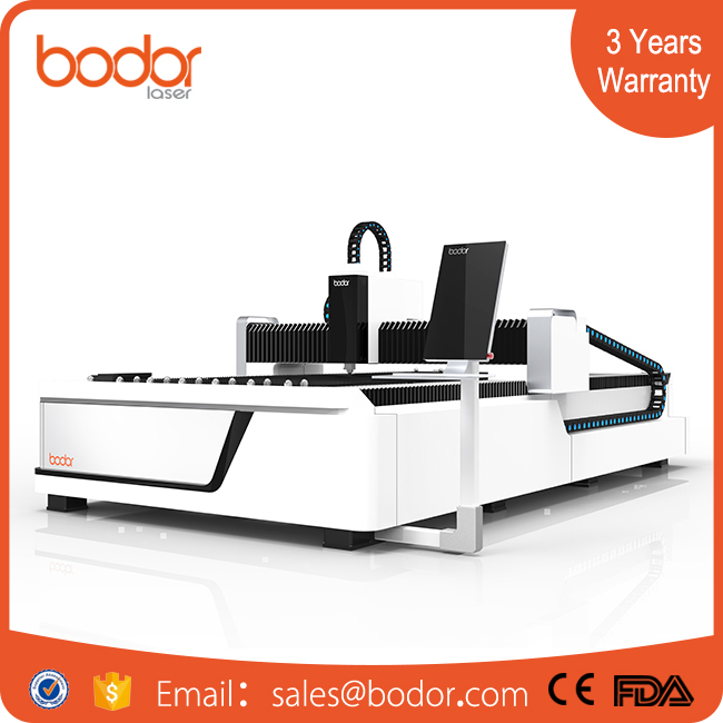 Low Noise cnc laser machine with high precision