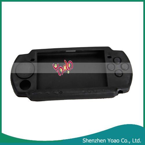 Wholesale Silicone Case For PSP 3000