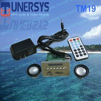 TM19 usb music transporter