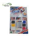Promotional Flag Face Painting Brush Set
