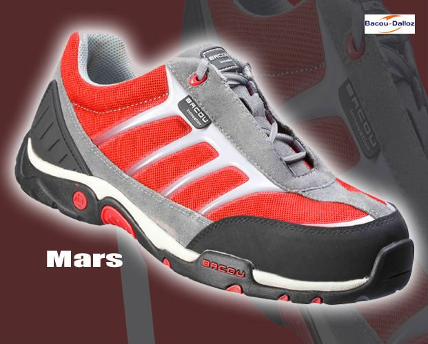 Safety shoes Mars