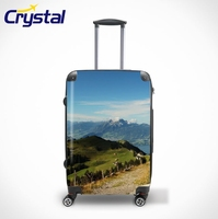 2013 Girls Eminent ABS PC Airport Trolley Travel Luggage/Suitcase/Backpack/Bags