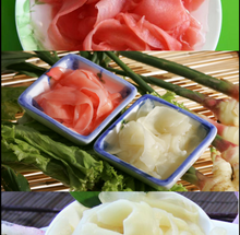 Natural Healthy Sweet Sushi Pickled Ginger Slice With Favorable And Competitive Price