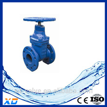 XD Iso Factory Price Chinese Supplier Flanged Gate Valve Dimensions