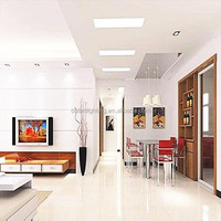 Cube beautiful square 60x60 36w led ceiling panel light led panel 6060