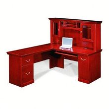 New product office furniture executive working with modern pc desk design