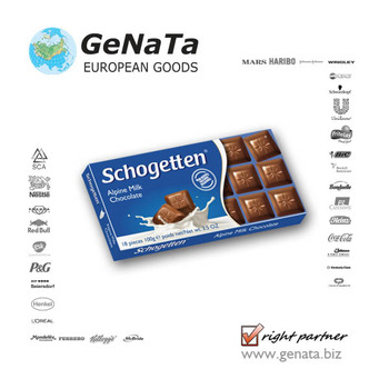 Schogetten Chocolate 100g