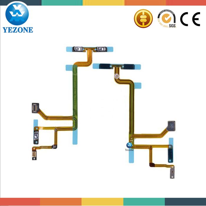 Original Switch Flex Cable For iPod Touch 6th Generation, For Ipod Touch 6th Flex cable , Parts For ipod Touch 6 Replacement