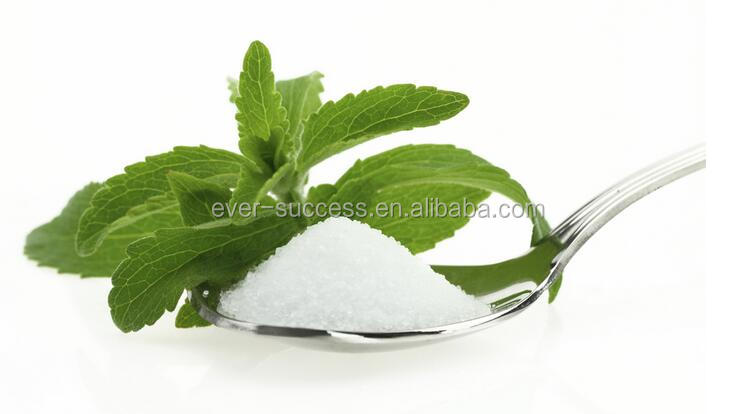 GMP factory making 100% natural sweetener stevia extract rebaudioside a stevioside