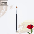 Professional single black makeup eyeshadow brush,Pony custom cosmetic concealer brush