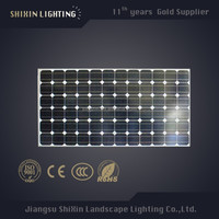 flexible thin film solar panel