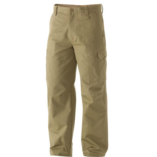 100% cotton fire protection baggy cargo trousers