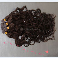 Brazilian Human Hair Weave, Virgin 5a virgin alibaba expression hair