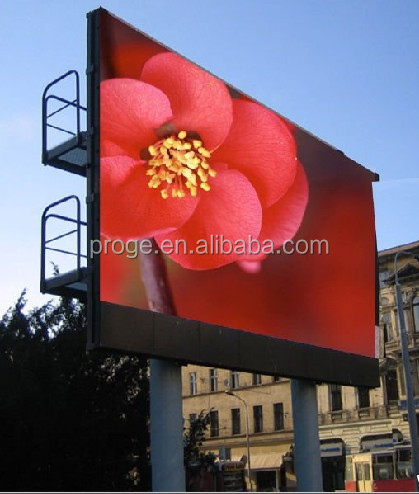 p20 outdoor advertising full color 2RGB led video wall