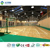 Indoor PVC synthetic basketball court flooring