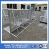 Fashion Show Supply Stainless Steel Concert Crowd Control Barrier Public Facilities Queue Area Metal Railing Stand Barrier