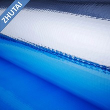 wholesale vmpet woven fabric roof reflective heat insulation material for construction