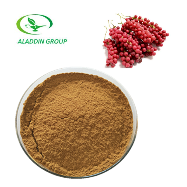 GMP best selling high quality natural schizandra berry extract 10:1