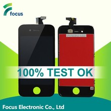 Factory price!!! original pass lcd for iphone 4g