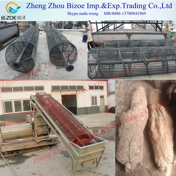 Yam/Potato/Cassava Peeling Machine For Sale