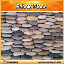 types of sidewalk decorative rocks