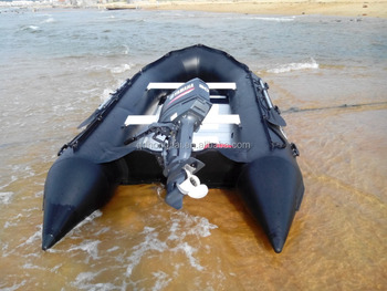 china infltable boat sport inflatable boat 4.3m ce rowing boat