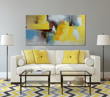 Handmade Large Canvas Fashion Oil Painting