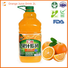 2500ml bulk orange fruit drink juice for sale