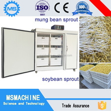 Water-saving mung bean sprout machine with very good price and service