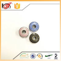 Strong magnet button for leather bags, handbag magnet button, metal button snaps for leather