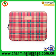 Newstyle Canvas laptop sleeve / laptop sleeve case bag