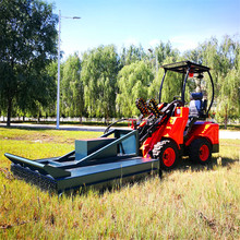 DY620 agriculture farming garden tractors with small loader