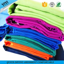 China Manufacturer Cheap Ultra Compact Fast Drying Travel Sports Towels