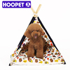 Colorful Dot Dog Canopy Bed New Fashion Pet House