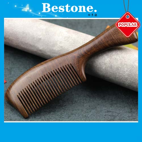 Europe Houseware Health Wood Comb