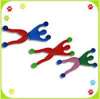 Promotional novelty sticky spider wallman toys