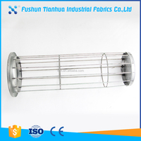High quality galvanized steel filter cage