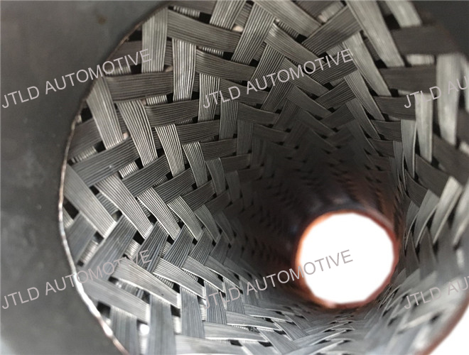 Stainless Steel Seamless Flexible Exhaust Pipe