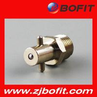 Supply good quality steel grease nipple pin type OEM available