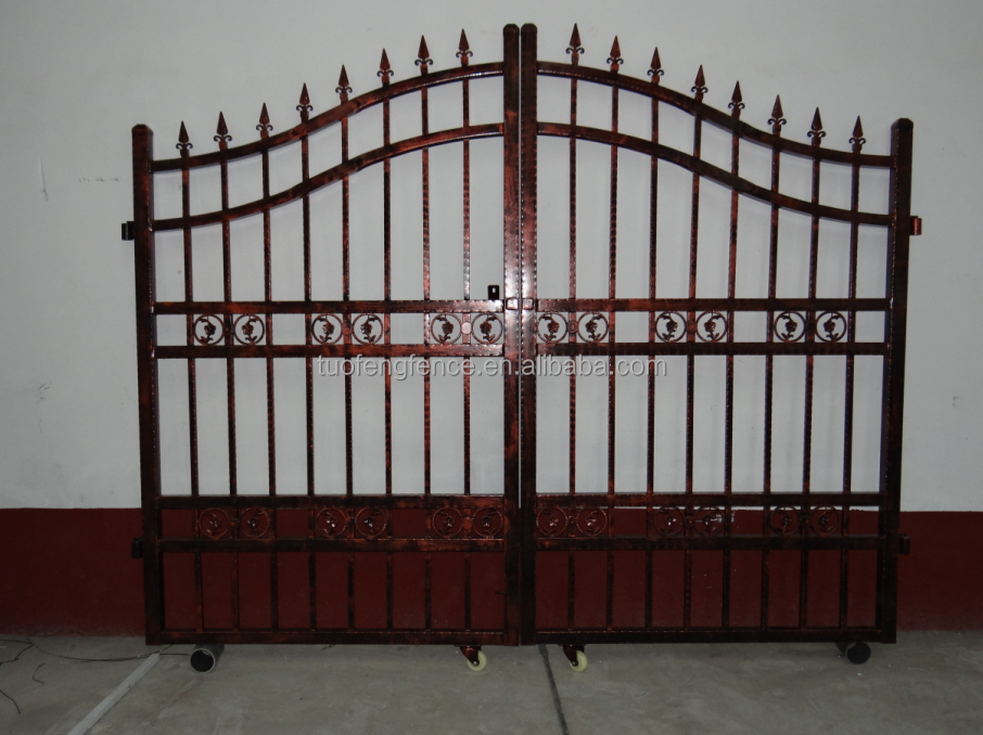 Sliding Gate Designs For Homes Competitive Price Customer