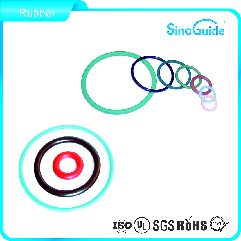 Waterproof Soft Solid Silicone O Ring