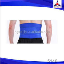 Protective elastic band china manufactory lumbar support waist belt