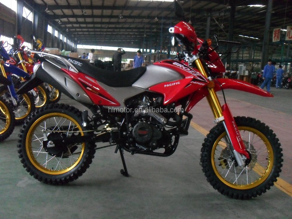 dirt bike motorcycle 200cc for sale