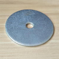 Zinc Plated Carbon Steel Gasket Customized