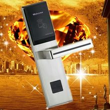High quality hotel keycard lock with free software