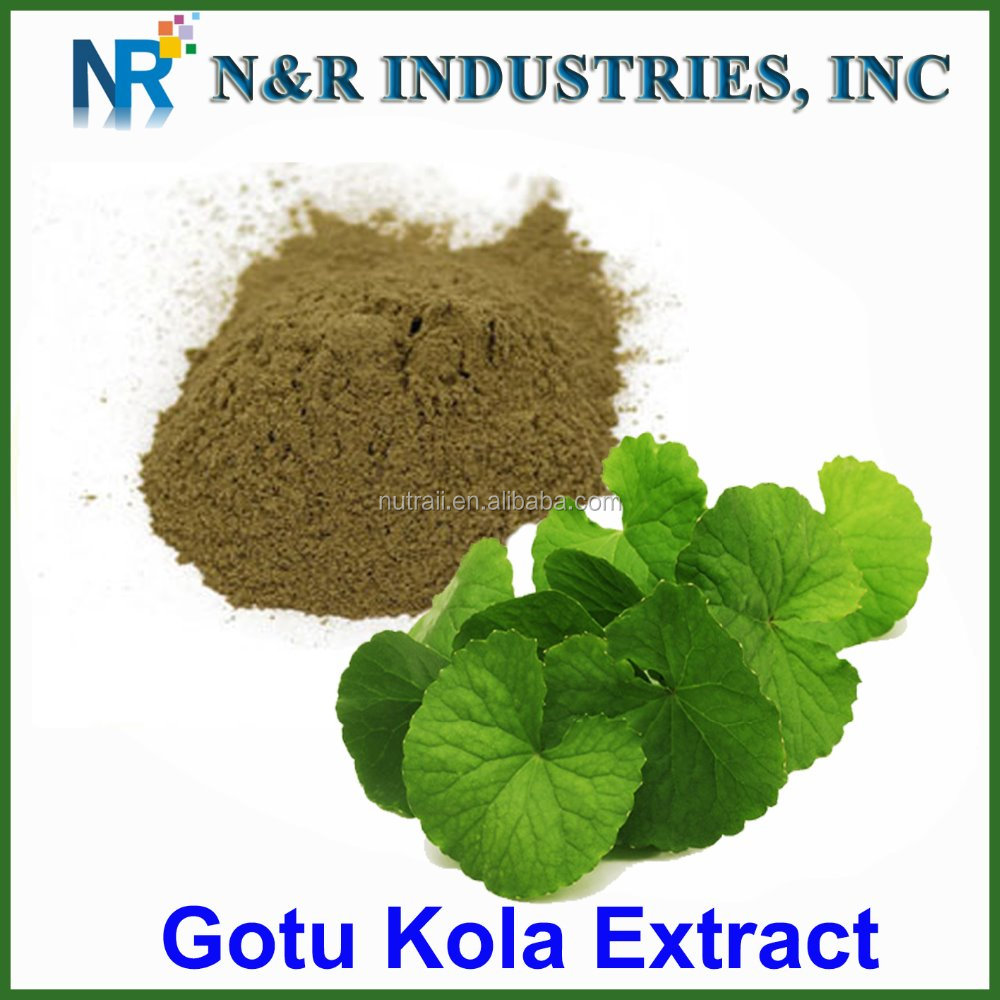 Triterpenoid glycosides 80% /Gotu kola extract competitive price